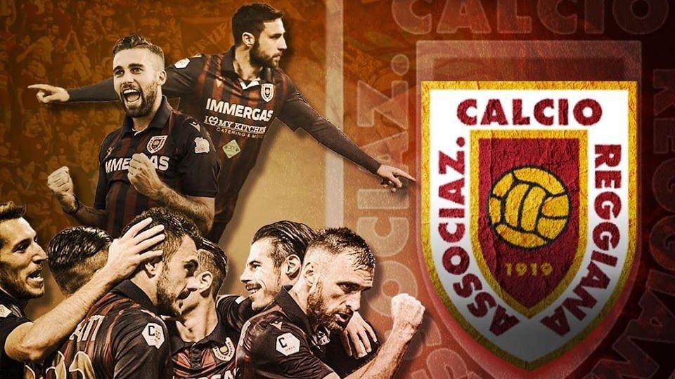La foto con la quale la Lega di Serie B ha salutato il ritorno nel campionato cadetto della Reggiana (Foto: Lega Serie B)
