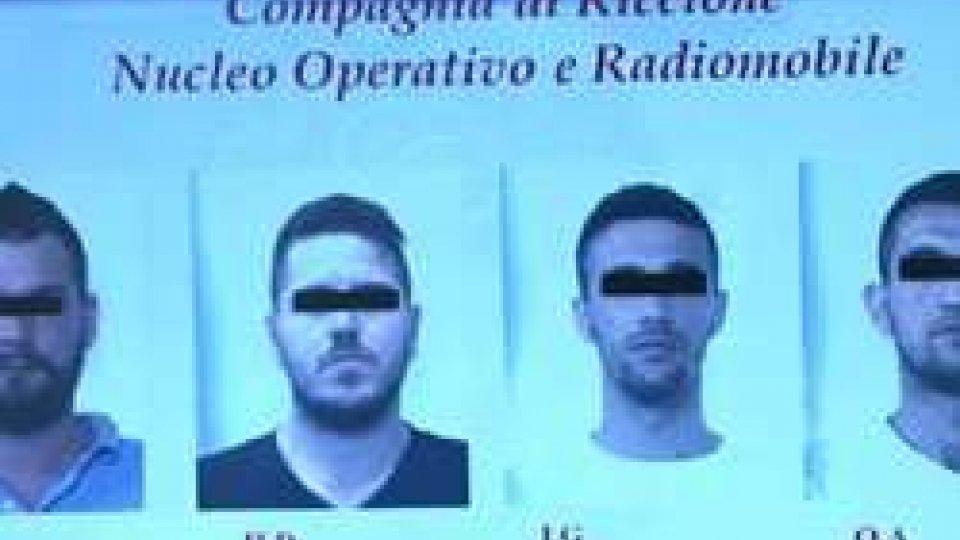 Sgominata banda di topi d'appartamento, uno gestiva una pensione a Rimini