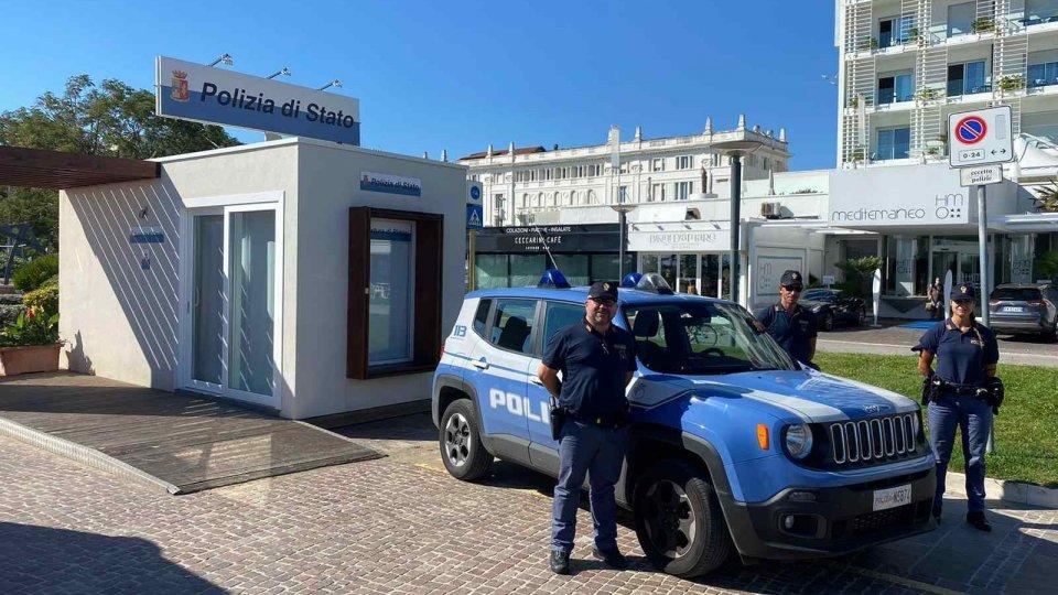 """Fermata """"baby gang"""" a Riccione: 4 arresti e 2 denunce"""