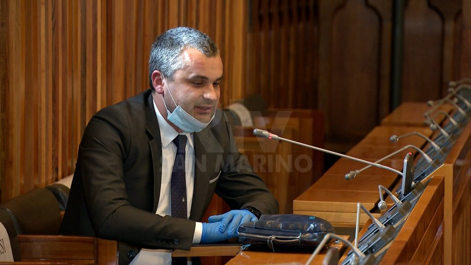 Portavoce Federico Cavalli