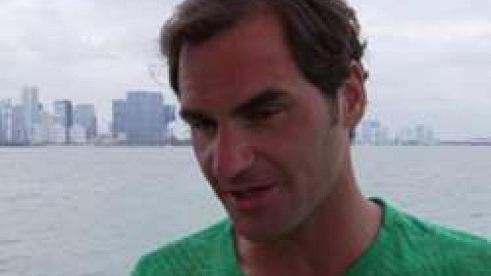 "Roger FedererTennis, Federer a tutto tondo: ""Potrei battere il Federer del 2006"""