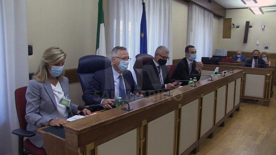 Incontro tra la Commissione Antimafia italiana e sammarinese. Obiettivo: intensificare i rapporti