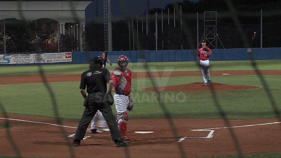 Baseball: questa sera gara-1 tra San Marino e Godo
