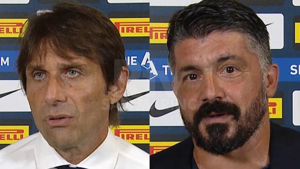 """Conte: """"Atalanta - Inter è il giusto finale di campionato, dobbiamo fare bene"""""""
