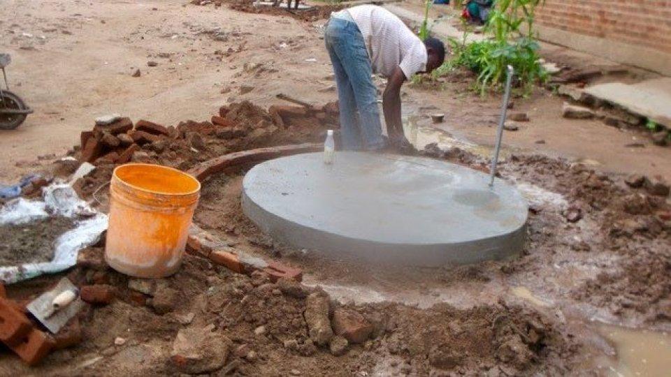 Sm4tc: il pozzo della scuola di Mponda donato dalla Fondazione Gilberto Terenzi