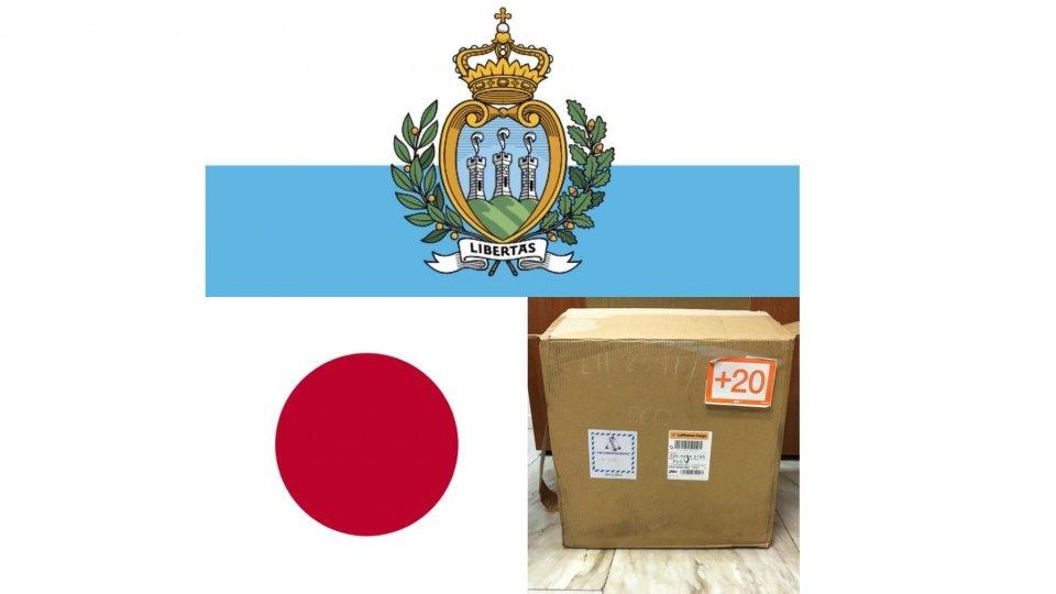 Segreteria Affari Esteri: donazione dal Governo del Giappone