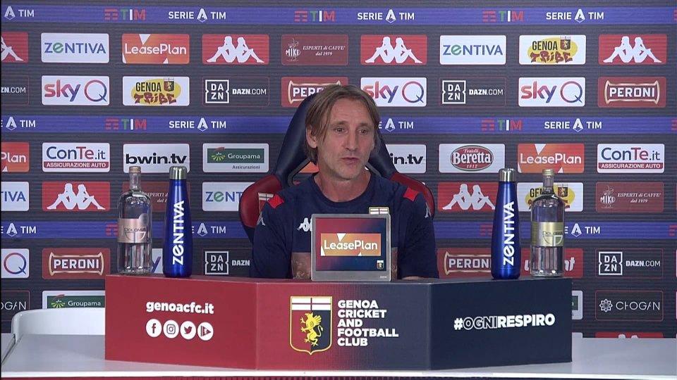 Nel video le dichiarazioni dei due allenatori