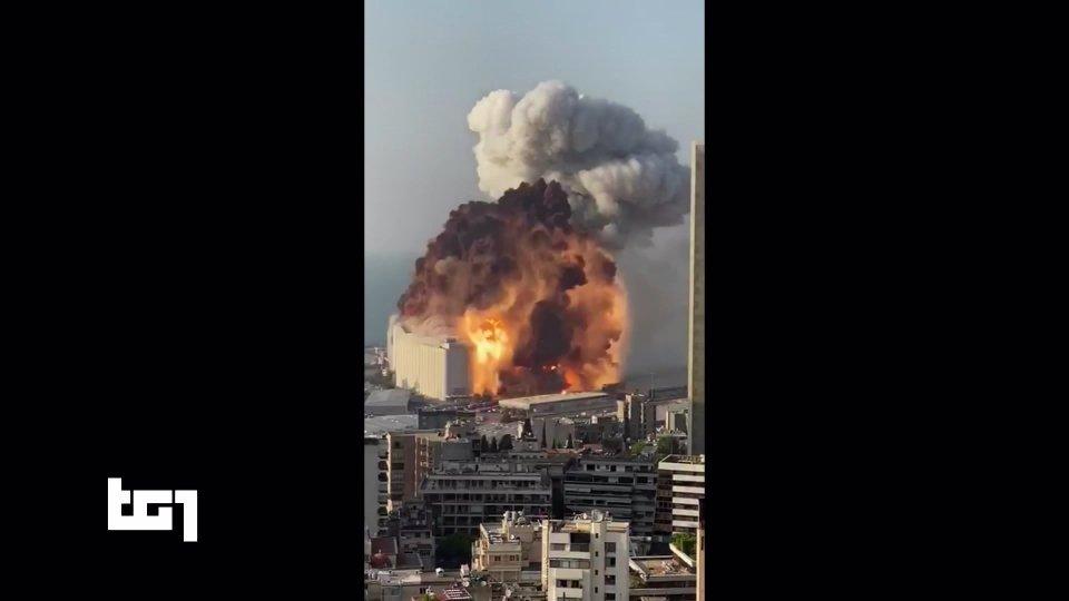 Israele: l'esplosione a Beirut e le ipotesi sulle cause