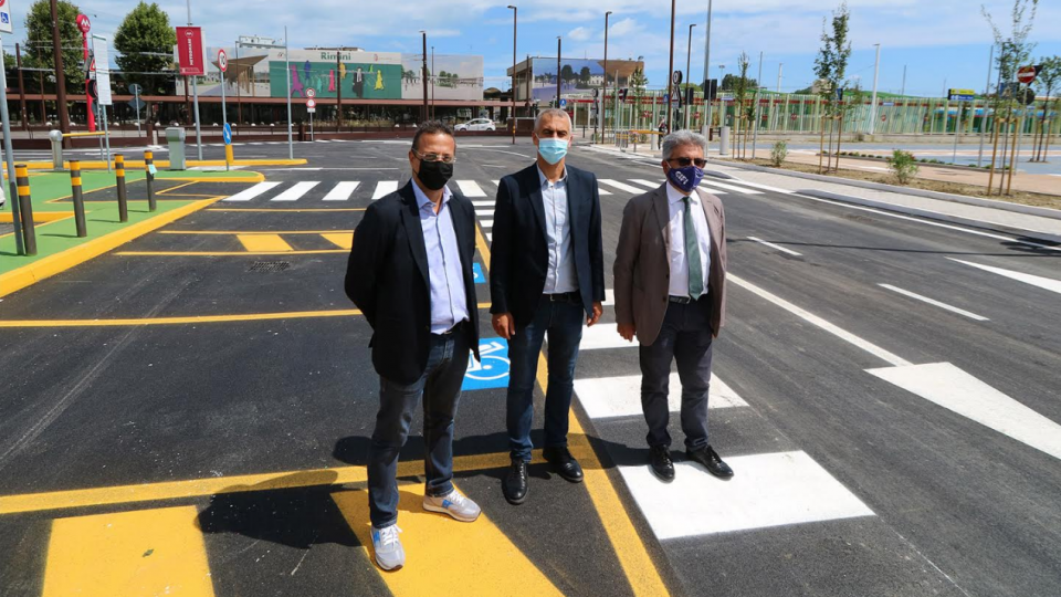 Rimini, il parcheggio Metropark raddoppia. Stazione ferroviaria verso hub della mobilità cittadina
