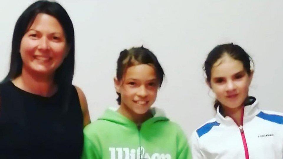 Talita Giardi vince il Torneo Under 14 di Riccione