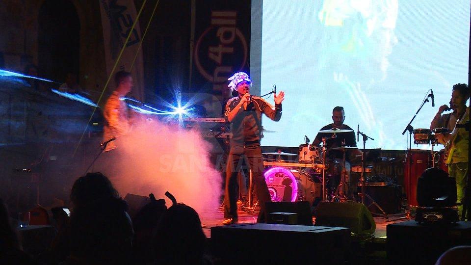 Il concerto a San Marino Città