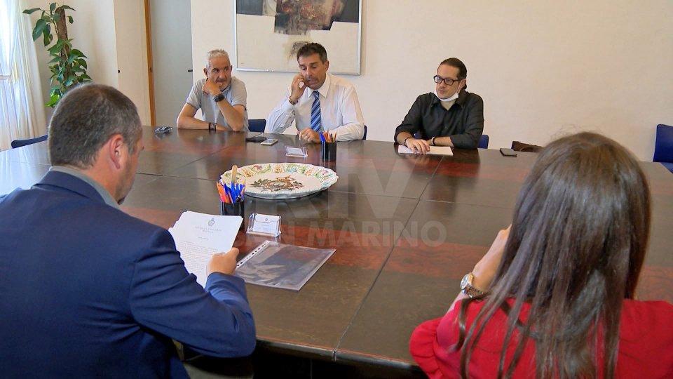 Nel video l'intervista al Segretario Teodoro Lonfernini