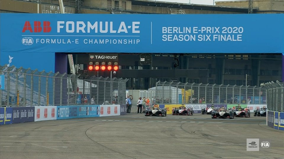 Formula E, nelle libere di Gara 10 domina sempre Da Costa
