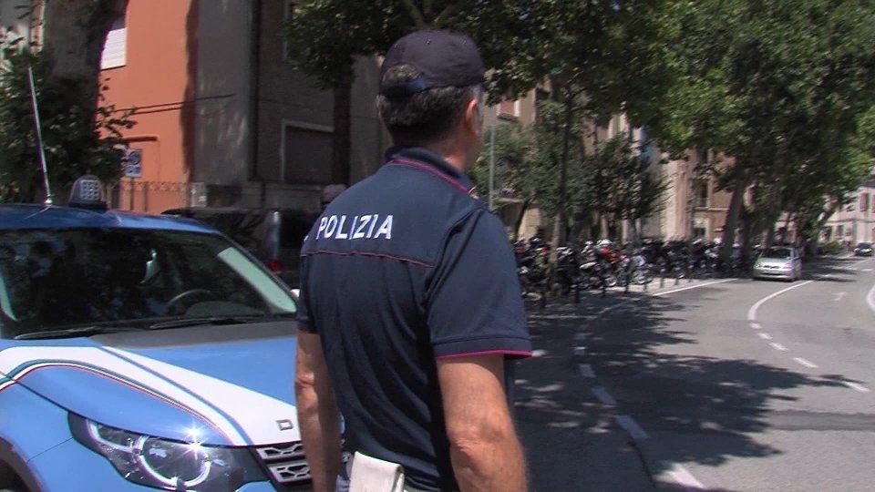 Polizia di Rimini, foto archivio