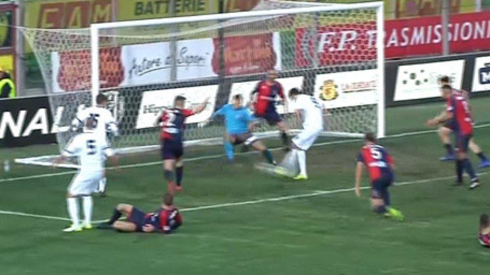 La rete di MunariSerie D: il Cesena trova il pareggio al 97' [VIDEO]
