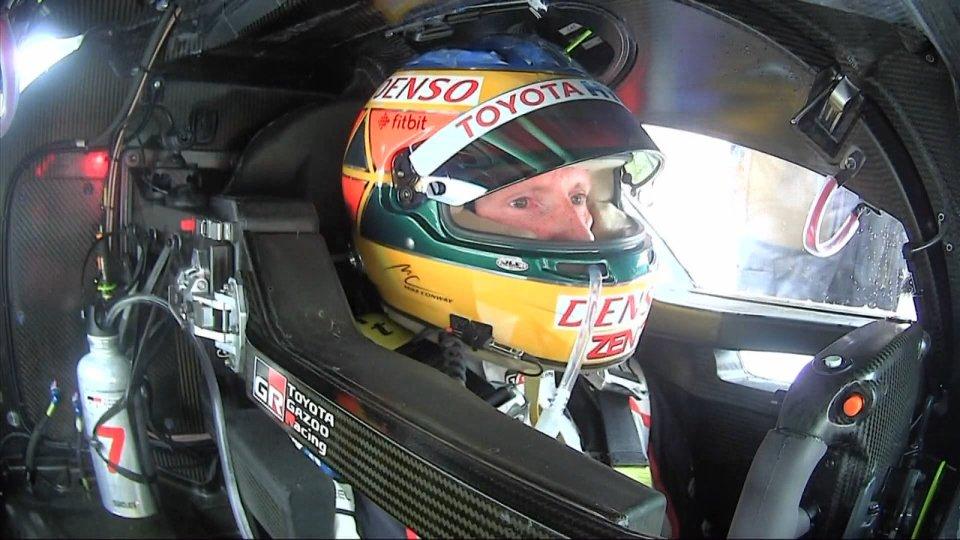 Dominio Toyota alla 6 Ore di Spa-Francorchamps