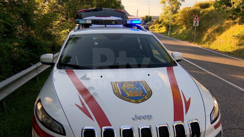 Polizia Civile (foto archivio)