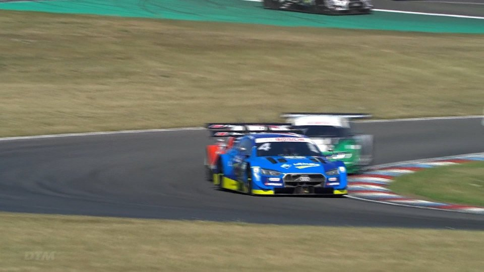 DTM, a Lausitz Rast spezza il dominio di Muller