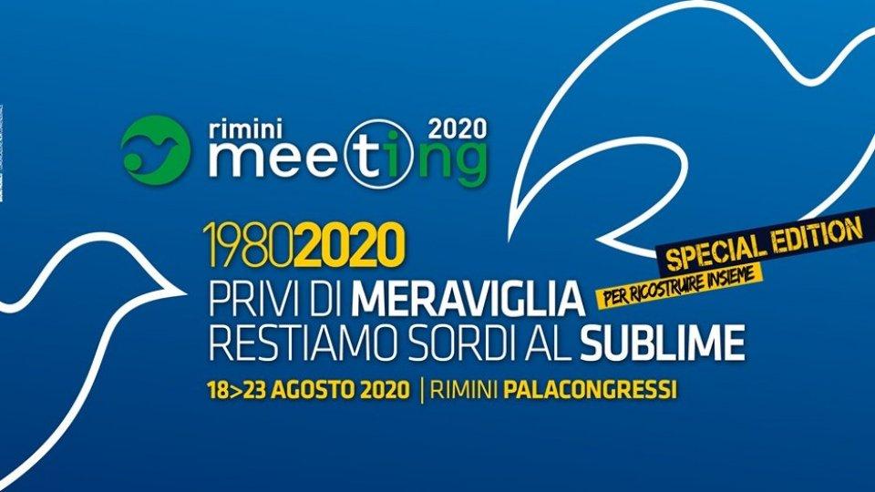 """Meeting, il Segretario Beccari all'incontro """"Una nuova visione per l'Europa"""""""