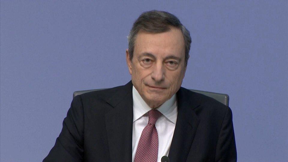 Inizia il Meeting, taglio del nastro con Mario Draghi