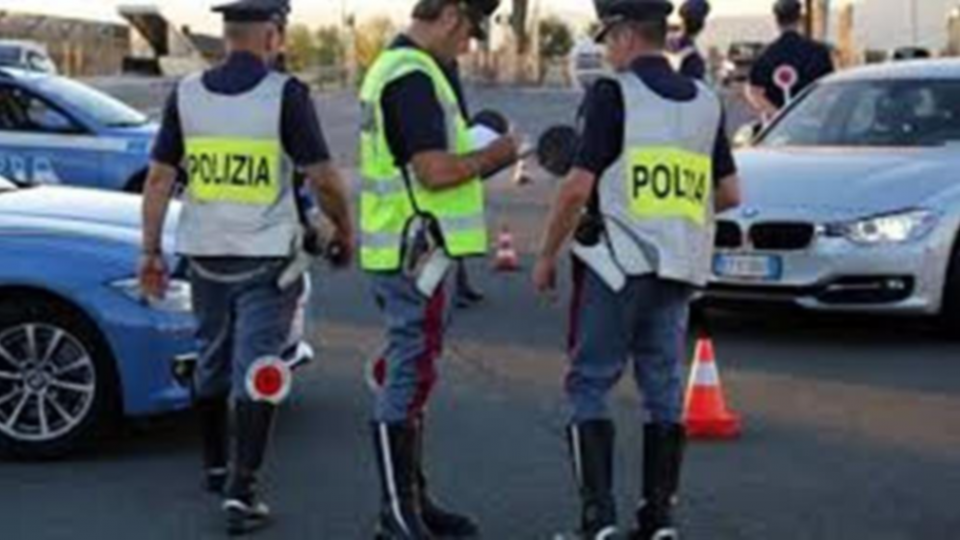 Foto Polizia di Rimini