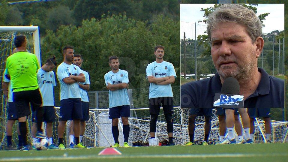 Nel servizio l'intervista a Mirco Papini, allenatore Libertas