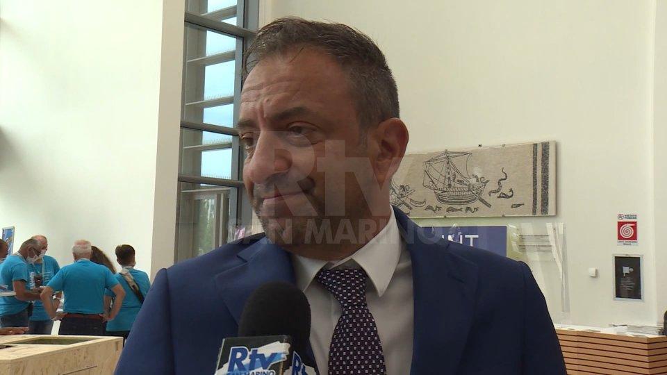 Il Segretario di Stato per gli Affari Esteri, Luca Beccari interverrà al Meeting di Rimini