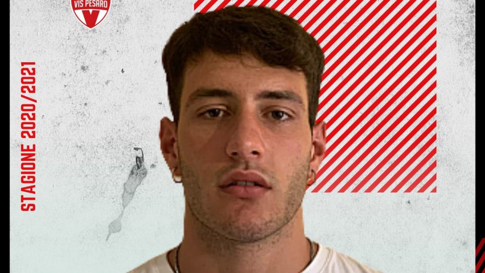 Vis Pesaro, preso l'attaccante Federico Benedetti dal Trestina