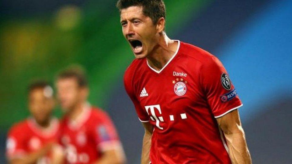 Champions: il Bayern ne fa 3 al Lione, ora in finale lo aspetta il PSG