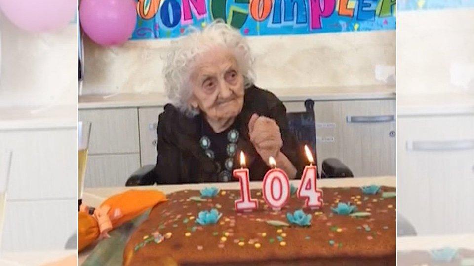San Marino. Si è spenta Gina Guidi, aveva 104 anni