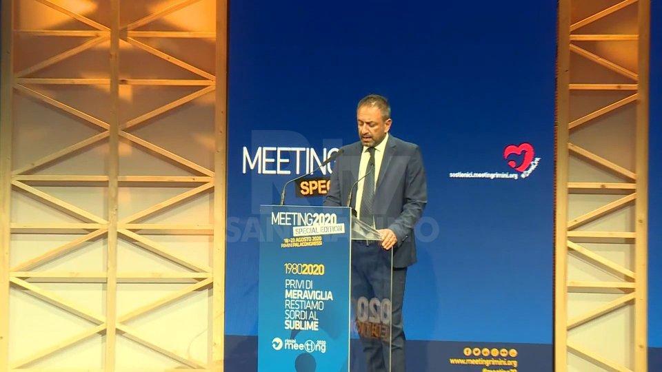 """Segretario Beccari al panel sull'Europa: """"L'Accordo di Associazione sarà utile anche per l'Ue"""""""