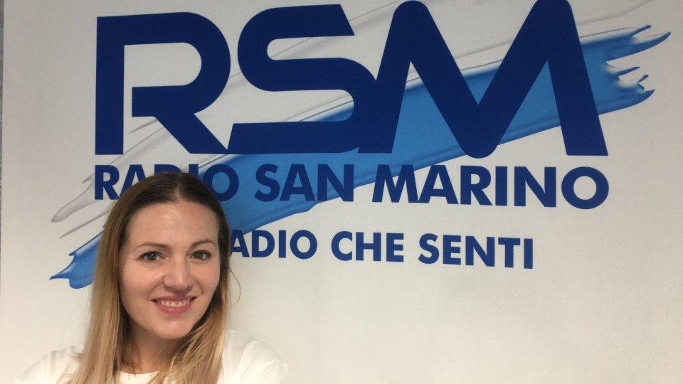 """#IOSTOCONGLIARTISTI - """"SENTI CHE ESTATE"""": Valentina Monetta"""