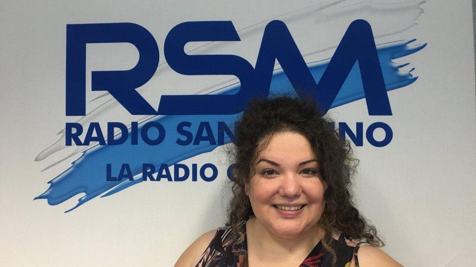 Radio San Marino - #IOSTOCONGLIARTISTI: Tania Cantantessa Cervellieri