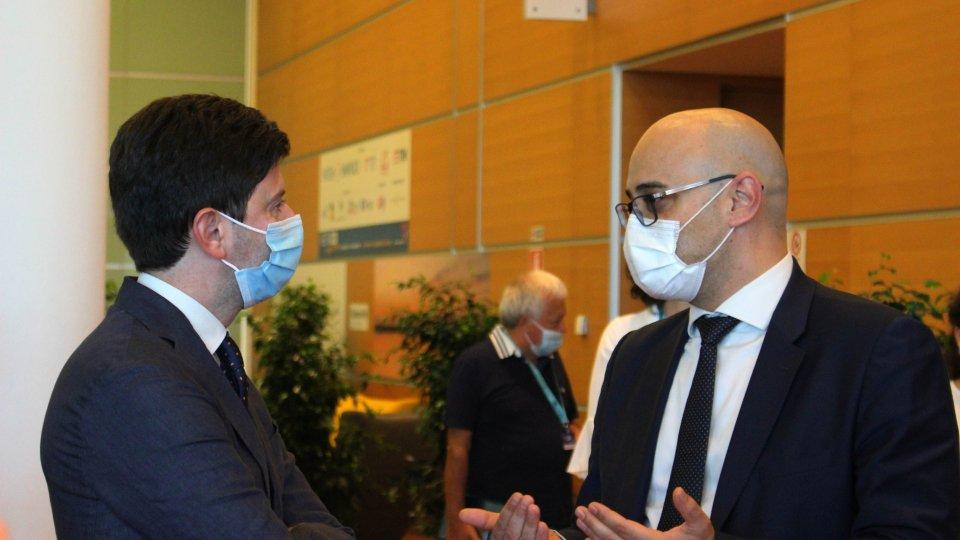 Verso la revisione del Memorandum Sanitario tra Italia e San Marino