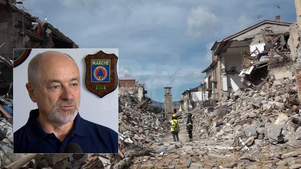 Nel video l'intervista a Fabio Berardi, capo della Protezione Civile di San Marino