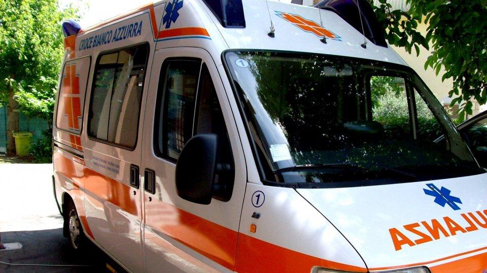 Volontario della Croce Bianco Azzurra
