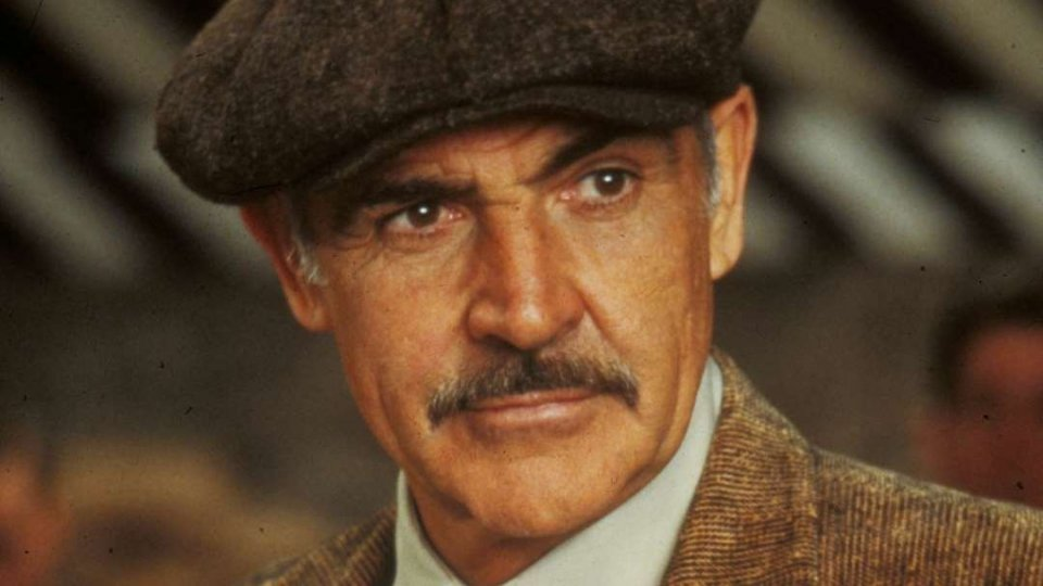 """Sean Connery nel film """"Gli Intoccabili"""""""