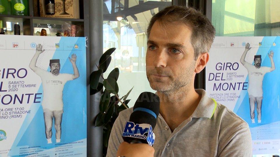 Nel servizio l'intervista a Samuele Guiducci