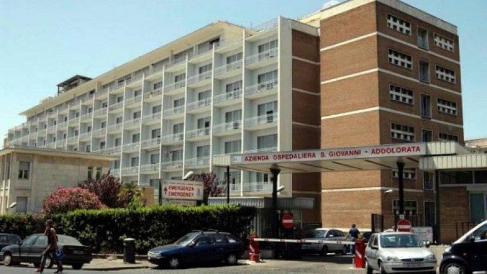 OspedaleSan Giovanni di Roma (@rainews)