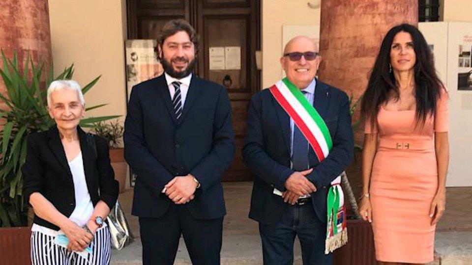 Turismo religioso, il Segretario Pedini Amati a Saludecio