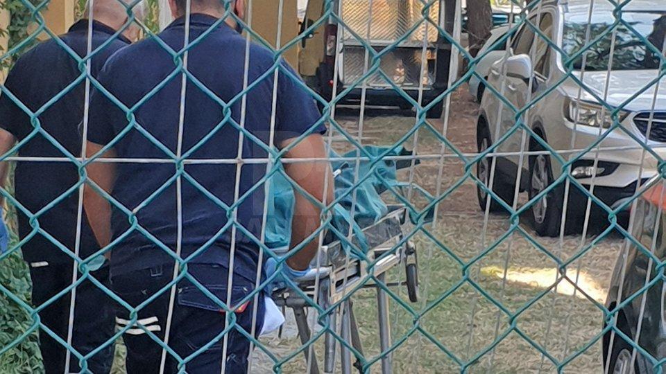 Rimini: trovato corpo senza vita in colonia abbandonata