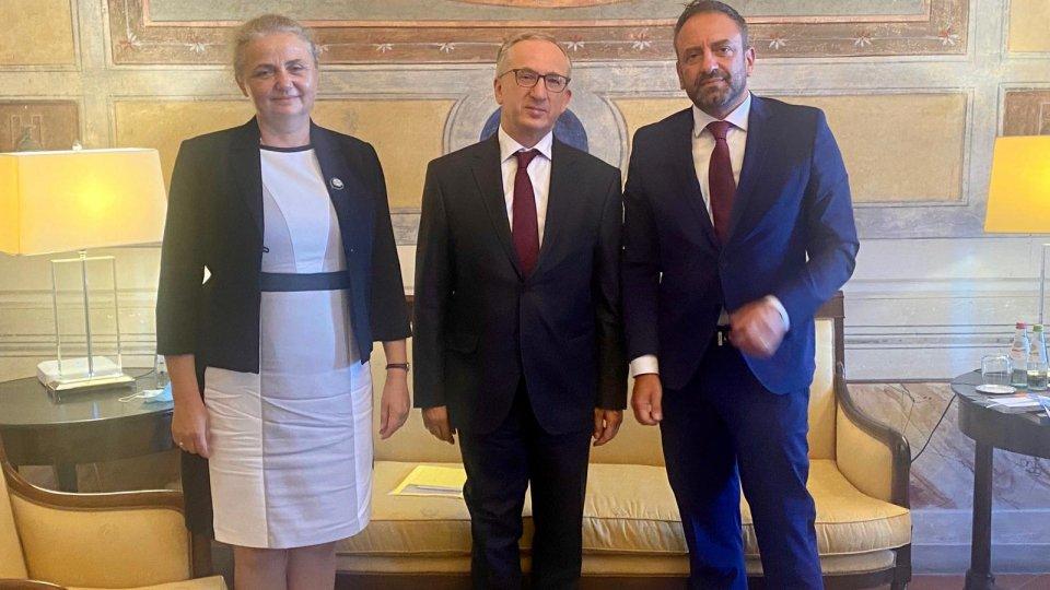 L'Ambasciatore UE presso San Marino Jan Tombiński si congeda dopo 10 anni