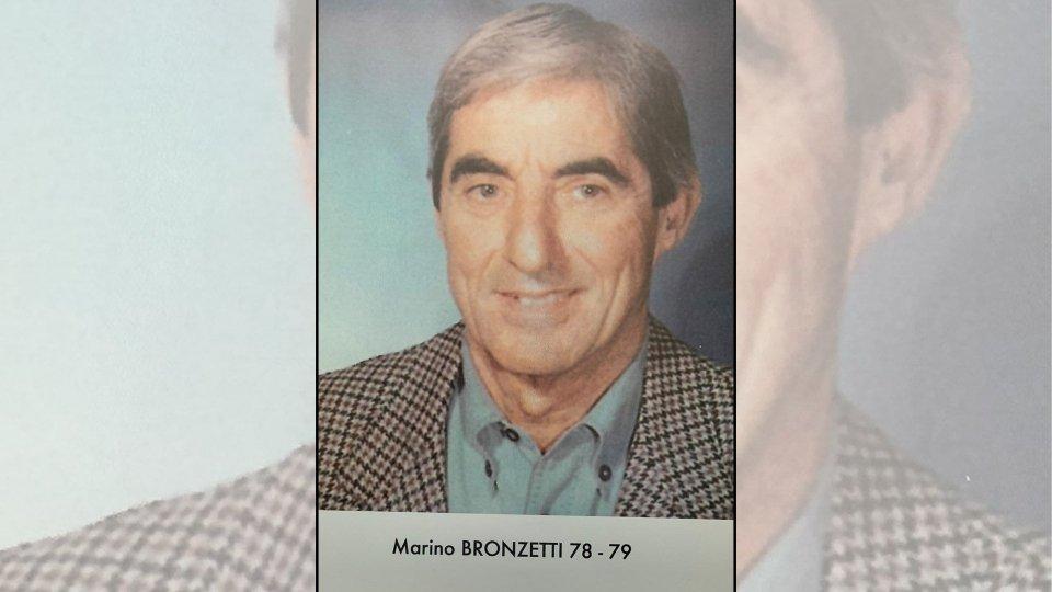 FSGC: si è spento l'ex Presidente Marino Bronzetti