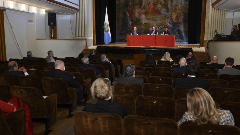 Segreteria di Stato per gli Affari Esteri: incontro annuale con il Corpo Diplomatico e Consolare
