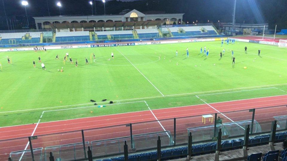 Troppa Repubblica Ceca per San Marino: termina 6-0