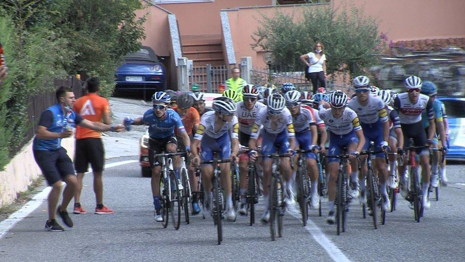 I ciclisti a Fiorentino