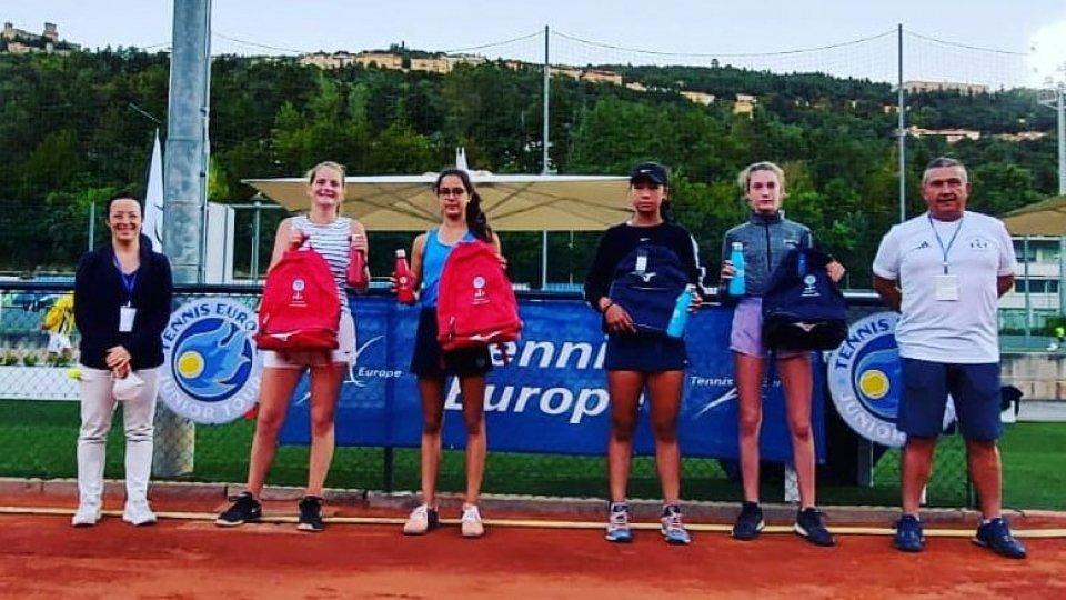 Junior Cup, domani la finale femminile