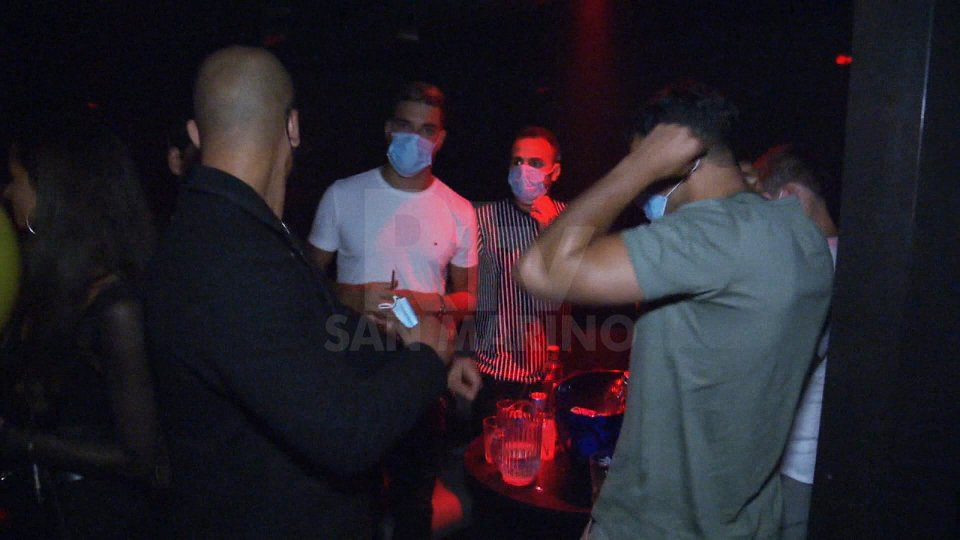 Una discoteca (foto archivio)