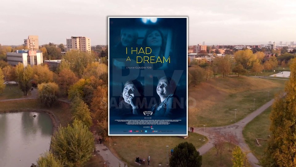 "Il film ""I had a dream"" in programma oggi"
