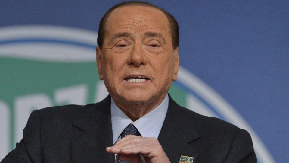 Silvio Berlusconi (foto Dire)